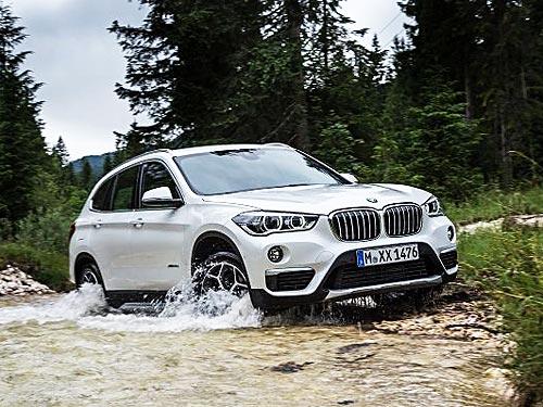 До конца апреля BMW X1 в специальных комплектациях предлагаются по специальной цене от 995 000 грн. - BMW