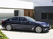Новое порколение BMW 5-й серии и MINI Countryman появятся в Украине в начале 2017 года - BMW