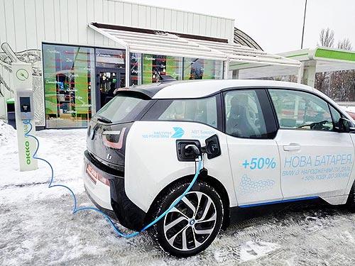 Электромобиль BMW i3 смог доехать из Киева в Одессу за 7 часов - BMW