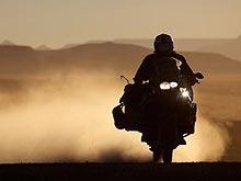 Известный фотограф 25 лет путешествует на мотоцикле BMW GS