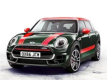 MINI представит новый John Cooper Works Clubman - MINI