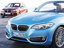 Какими будут новые BMW 2 серии Купе и Кабриолет. Фото