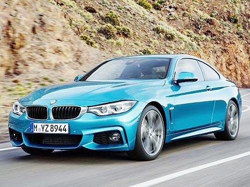 Каким будет обновленный BMW 4 серии. Фото - BMW