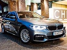 В Украине прошел гастро-тур с новым BMW 5 серии