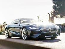 Производство BMW 8 серии Купе запланировано на 2018 год