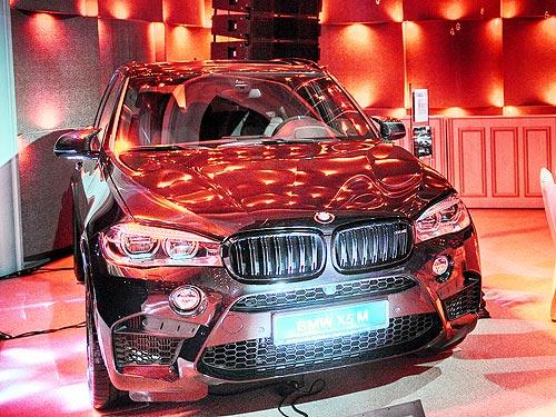 BMW поддержал украинских дизайнеров  - BMW