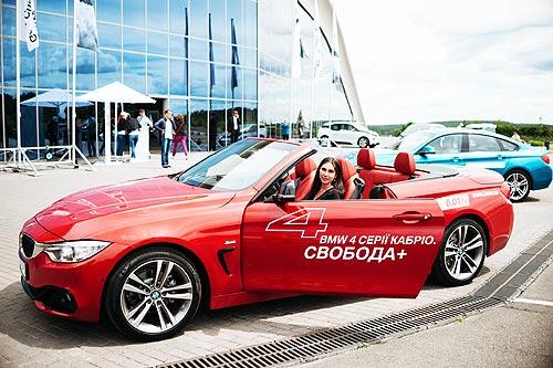 BMW в Украине провел турнир по гольфу и представил все популярные модели - BMW