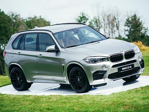 В сентябре на BMW X5 действует специальное ценовое предложение