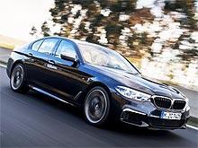 Новый BMW M550i xDrive станет самой быстрой моделью 5 серии - BMW