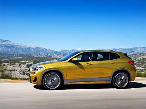 Официальные подробности о новом BMW X2 - BMW