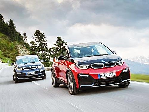 На электромобили BMW i3 действует специальное ценовое предложение - BMW