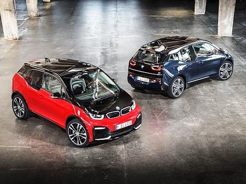 В связи с отменой налогов на электромобили BMW распродает склад i3 - BMW