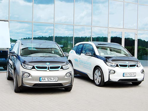 В Украине уже продано 5 электрических спорткаров BMW i8 - BMW
