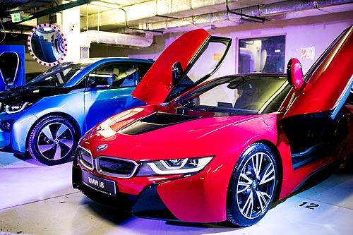 BMW i8 снимут с производства