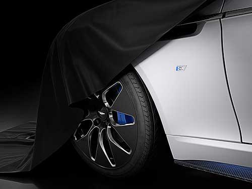 Стали известны подробности о первом электрмобиле Aston Martin