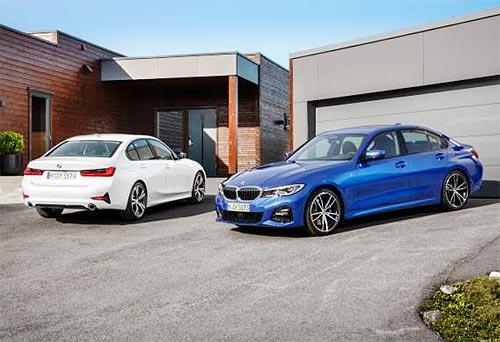 Продажи нового поколения BMW 3 серии стартуют весной 2019 г. Официальные подробности о новике