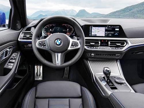 На BMW 3 серии действуют специальные ценовые предложения - BMW