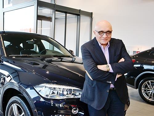 Александр Тимофеев: BMW – автомобиль успешных людей