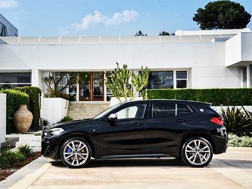 В линейке BMW появится еще один кроссовер