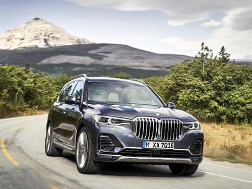 Новый BMW X7 появится в Украине во 2-м квартале 2019 г. Подробности о новинке