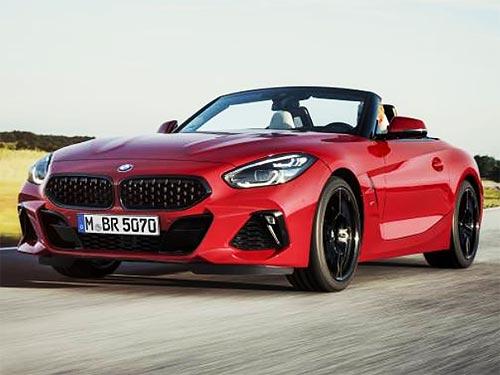 Перезагрузка: каким будет обновленный родстер BMW Z4