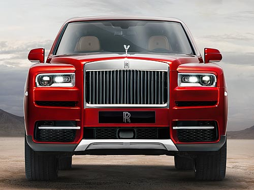 10 причин, почему Rolls-Royce Cullinan – лучший внедорожник среди всех - Rolls-Royce
