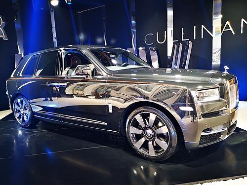 Киевский дилер Rolls-Royce стал лучшим в Европе по послепродажному сервису - Rolls-Royce