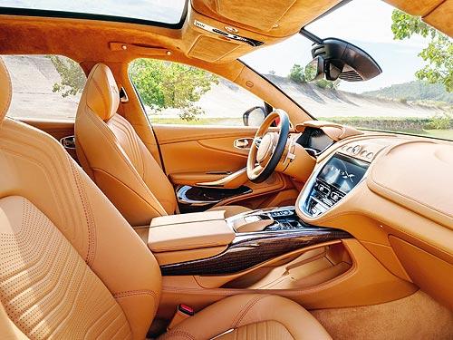 Стартовали продажи первого внедорожника Aston Martin DBX. Официальные подробности - Aston Martin