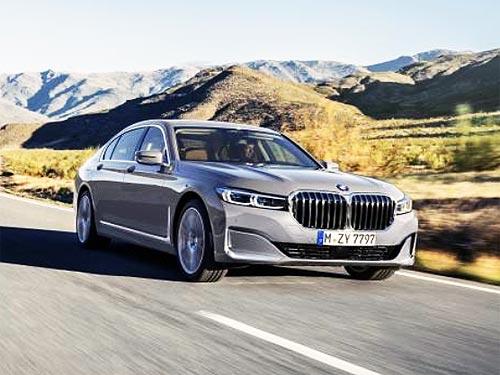 Каким будет новый BMW 7 серии