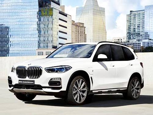 На автосалоне в Женеве дебютировали обновленный BMW 7 серии и новое поколение гибридных моделей BMW - BMW