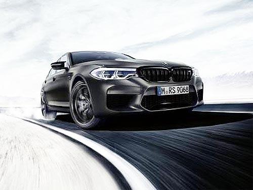 BMW выпустит юбилейную BMW M5 Edition 35 Years в честь 35-летия модели