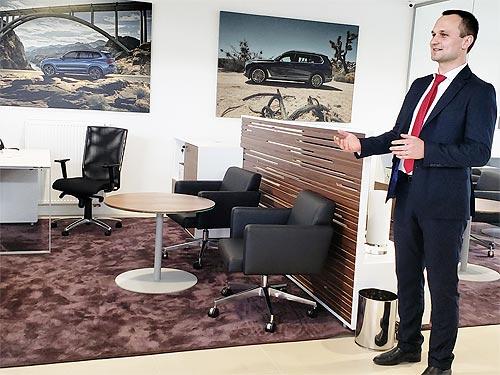В Ивано-Франковске открылся новый дилерский центр BMW - BMW