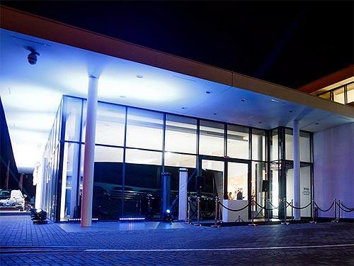 В Украине открылся еще один масштабный дилерский центр BMW
