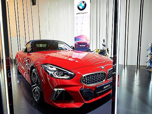 Чем BMW удивлял в новом сезоне UFW