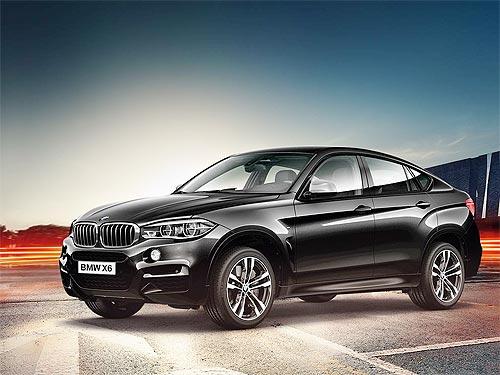 BMW X6 в специальной комплектации с пакетом M Sport предлагается по специальной цене