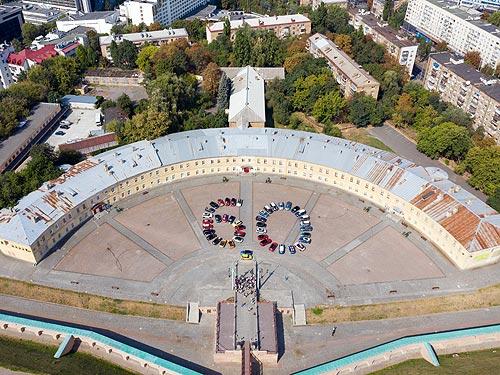 MINI в Киеве отпраздновал 60-летие - MINI