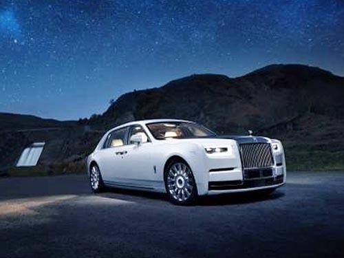Rolls-Royce представил в Женеве коллекцию эксклюзивных моделей