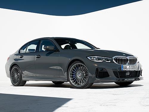 Каким будет новый BMW ALPINA D3 S