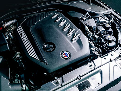 Каким будет новый BMW ALPINA D3 S - BMW