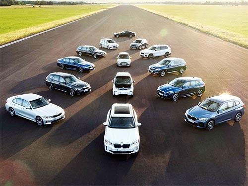 К 2030 году BMW выпустит более 7 млн. электромобилей и плагин-гибридов. Какие будут модели