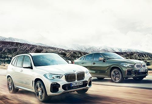На BMW 2020 года выпуска действуют специальные ценовые предложения