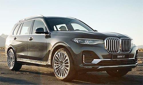 BMW X7 можно купить по специальным ценам