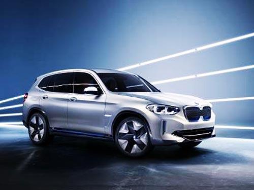 BMW iX3 появится в 2020 году. Подробности о новинке