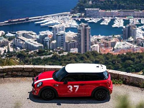 MINI выпустит эксклюзивную модель в честь победы в ралли Монте-Карло — MINI
