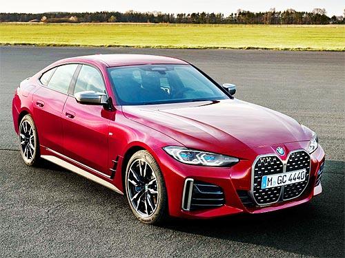 Каким будет новый BMW 4 серии Gran Coupé