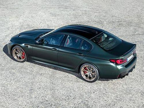 BMW представляет самый мощный BMW M в истории. В Украине – весной 2021 года - BMW