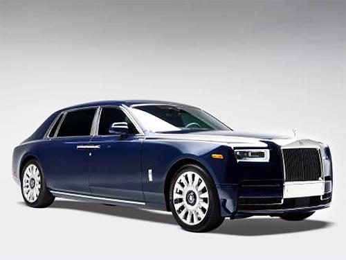 Rolls-Royce выпустил первый в мире Phantom с отделкой редким деревом КоА - Rolls-Royce