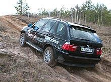 Десант BMW под Киевом – новые тесты xDrive Event