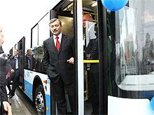 На украинском рынке троллейбусов наметился новый лидер - Богдан