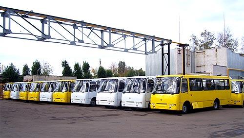 На автобусы АТАМАН действуют скидки и выгодные условия финансирования - АТАМАН